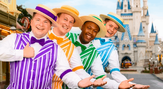 "Video: Dapper Dans Sing ""There's A Great Big Beautiful Tomorrow"" From Home"