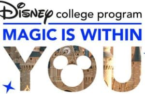 Update on Status of Disney College Program and Cultural Representative Program