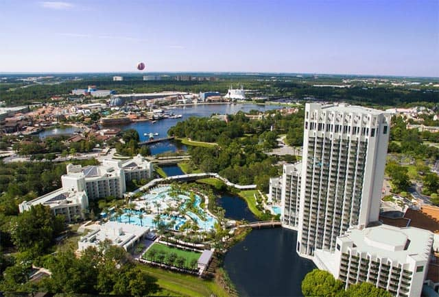 Registration Date for Reservation System at Swan and Dolphin Hotels, Disney Springs Hotels Revealed