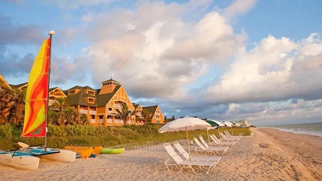 Man Hospitalized after Attacked Twice by Shark at Disney Resort