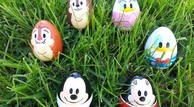 shopDisney is Hosting a Virtual Easter Egg Hunt with a Pretty Neat Prize!