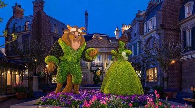 Just Announced: EPCOT Flower and Garden Festival Outdoor Kitchens!