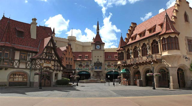 Permanent Entertainment Cuts at Epcot