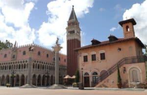 Epcot Entertainment Cuts: Italy Entertainment Ending