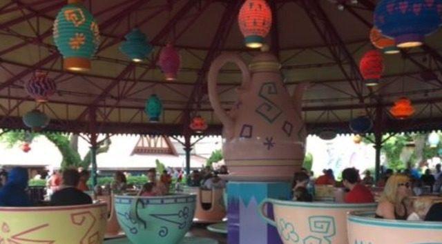 Virtual Perfect Day at the Parks: Magic Kingdom