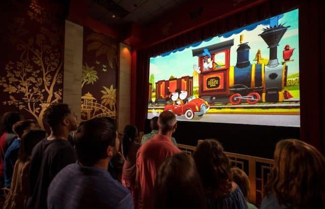 Will Mickey and Minnie's Runaway Railway Participate in Extra Magic Hours?