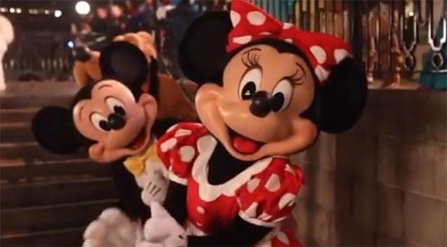 VIDEO: Disneyland Bids Farewell to Guests on Final Night Before Closure