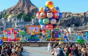 Tokyo Disneyland Releases Shows on YouTube