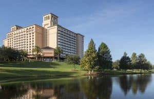 Ritz-Carlton Orlando Hotel Closed Through May