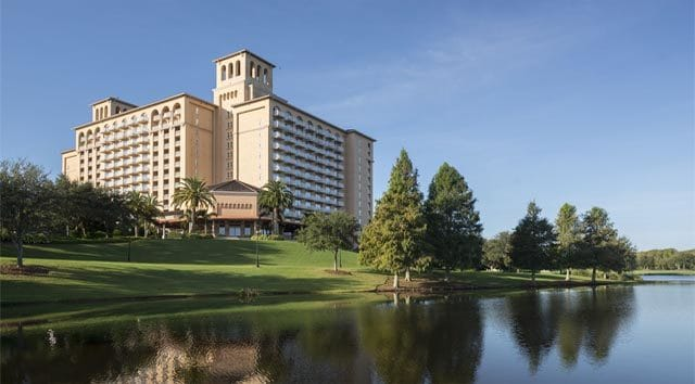 Ritz-Carlton Orlando Hotel Closed Through May