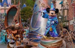 """Virtual Viewing for the """"Magic Happens"""" Parade"""