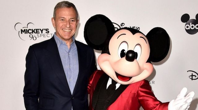 Bob Iger Joins California Recovery Task Force