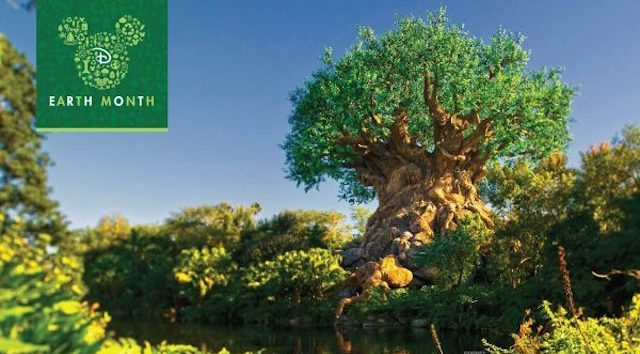 Celebrate Earth Day With Disney's