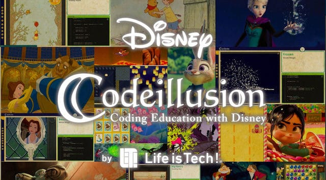 Check out this FREE Trial of a Disney Coding Program!