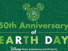 Celebrate Earth Day - Disney Style!