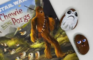 Join Chewbacca for a Read Aloud and Try a fun Star Wars Craft
