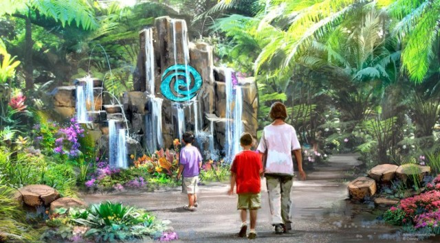 """Moana's """"Journey of Water"""" Attraction Has an Opening Timeline!"""