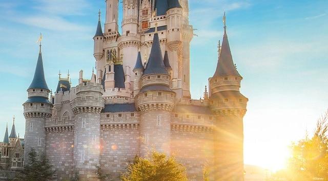News: Disney Releases Disney Parks Virtual Backgrounds