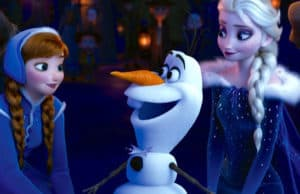 "Grab your Tissues and Watch Olaf Perform ""I Am With You"" - an Original Song!"