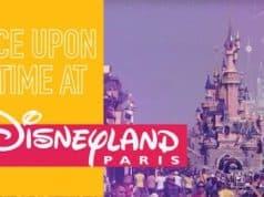 """Once Upon A Time"" at Disneyland Paris"