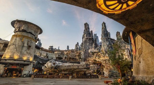 Celebrate May the 4th with a NEW shopDisney Key!