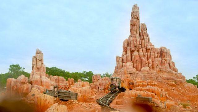 Disney Shares a Virtual Ride on Big Thunder Mountain Railroad