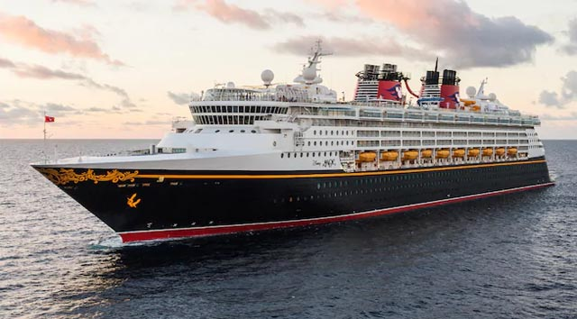 Disney Cruise Line Suspends Disney Magic Sailings into Summer