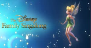 Initial List of Performers and Songs Released For The Disney Family Singalong: Volume II
