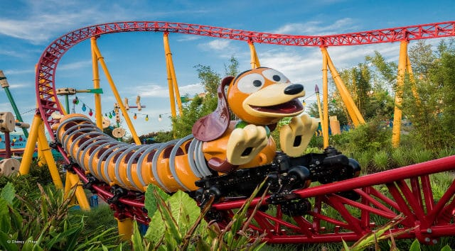 Come Along for a Virtual Ride on Slinky Dog Dash!