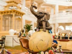 Photos: Disney World Easter Egg Displays from Years Past