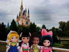When The Parks Are Closed...The Dolls Will Play!
