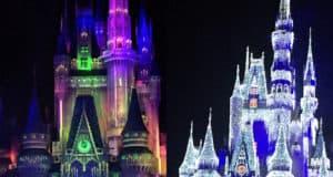 Mickey's Not-So-Scary Halloween Party vs Mickey's Very Merry Christmas Party