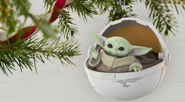New Star Wars Keepsake Ornaments Coming Soon to Hallmark