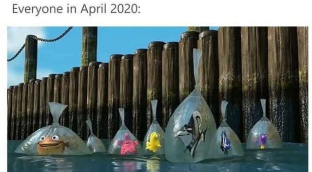 Disney Coronavirus Meme Round up!