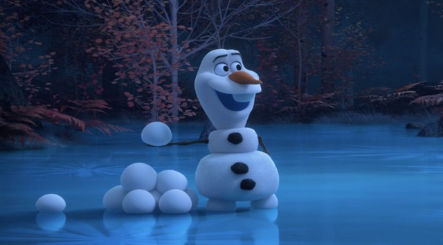 Need a Warm Hug? All of the 'At Home With Olaf' Shorts In One Place