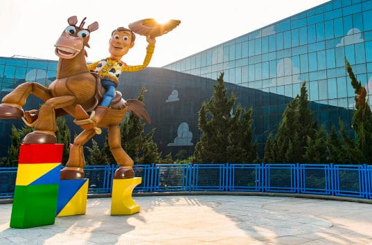 Toy Story Sunrise Views from Around the World