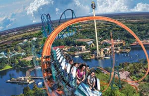 News: Seaworld Orlando Offering Free Upgrade to Passholders