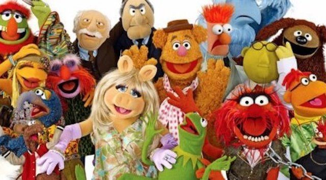 A NEW Muppets Show,