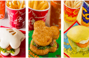 Celebrate National Hamburger Day with #DisneyMagicMoments