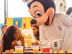 Disney Officially Notifies Guests Of Cancelled Free Dining Plans; No Character Meals