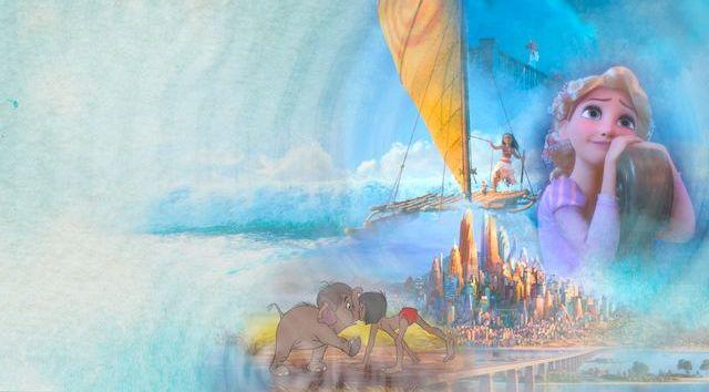 Enjoy the Art of Zenimation on Disney+
