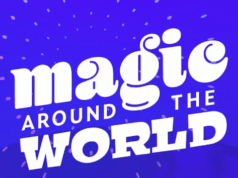 """New: Learn How to Enjoy """"Magic Around the World"""" from Disney Parks"""