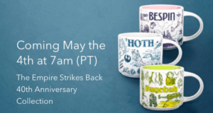 New Star Wars Merchandise for May the 4th