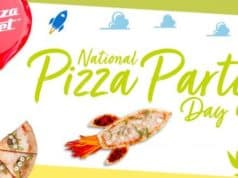 Special Recipes from Pizza Planet in Honor of National Pizza Day