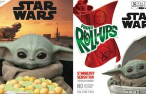 """""""The Child"""" (Baby Yoda) Cereal Coming Soon"""