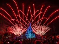 "Watch A Special Virtual Viewing of ""Disney Illuminations"" from Disneyland Paris"