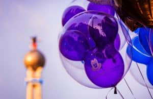 Disney Shares a Magical Moment from Backstage in the 'Balloon Room' at Magic Kingdom