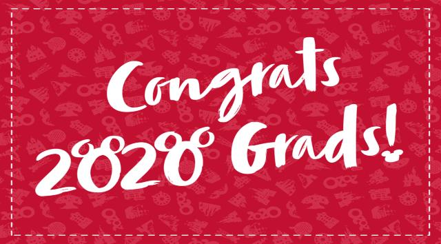 Disney Shares Ways to Celebrate Your 2020 Graduate with Disney Magic