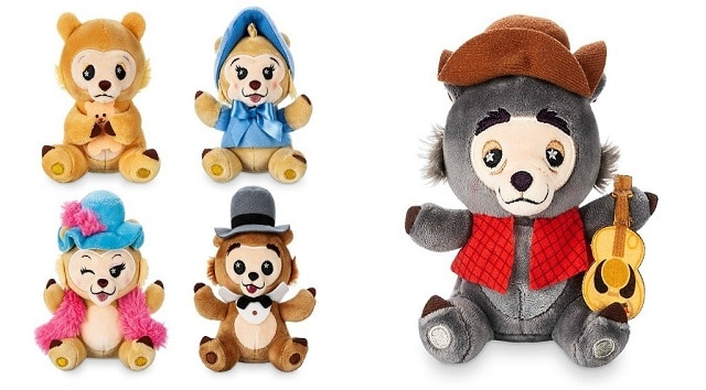 New Frontierland Favorites Joining the Wishables Family