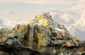 Disney Magic Moments: Matterhorn Mountain at Disneyland Park